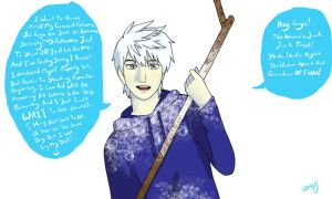 Chat with Jack Frost on Tumblr by HACKproductions