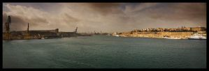 Port View by davidsant