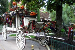 Haunted Mansion Hearse by Gothscifigirl