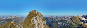 Allgaeu Alps panoramic 3 by acoresjo88