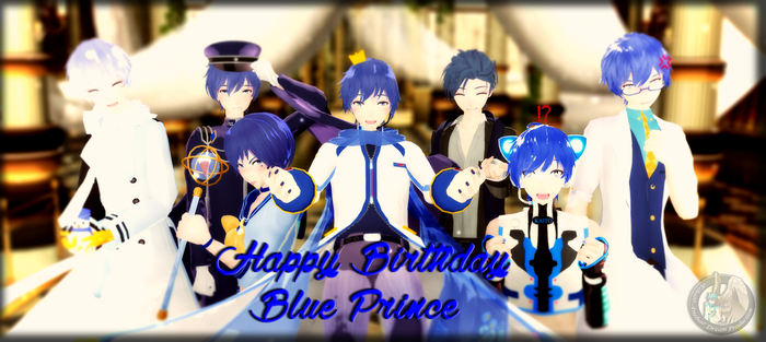 Happy birthday Kaito 11th - 4th by JohanYuki
