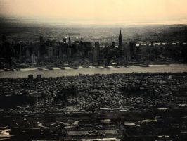 New York in the Fifties by Gosviig