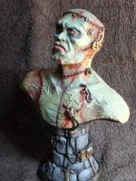 FRANKENSTEIN MONSTER by Mixta110