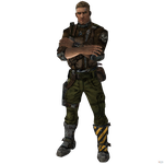 Borderlands 2: Axton [Updated]. by OGLoc069