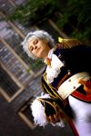 Hetalia - Prussian Smugness by GoldenMochi