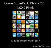 Iconos SuperPack iPhone 2.0 by octaviz