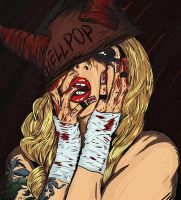 Maria Brink (In This Moment) by lik7