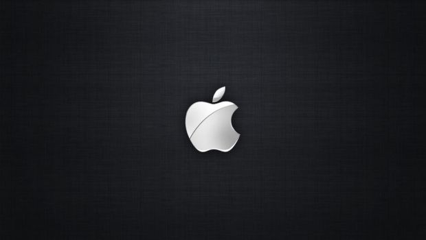 The coolest Apple logo ever - by vistainfinita