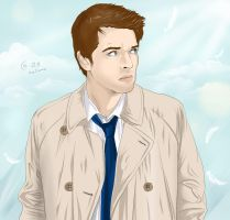Castiel by Autumn-Sacura