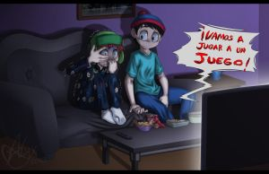.:Let's play a game:. by Alyx-WTF