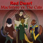 MacIntyre vs. The Cats Cover by systemcat
