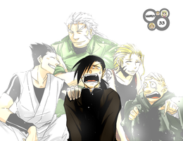 Team Greed by naruto17100