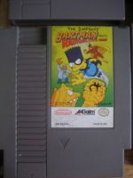NES Simpsons Game by 00Snake