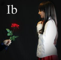 Ib: The Rose by Victoria382