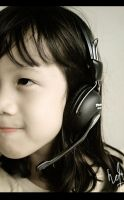 STEREOPHONIC BABY by nanath