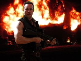 Kevin Durand 54 by AMANDABOMINATION