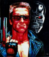 Terminator by Real-Warner