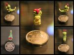 #010 Caterpie by cheese-puff82