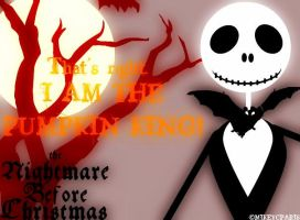 Jack Skellington: Pumpkin King by MIKEYCPARISII