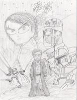 Revenge of the Sith by thereisnoend01