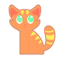 Orange Mew Mew by Cappies