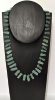 Aventurine Necklace by lamorth-the-seeker