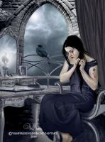 Herida by vampirekingdom