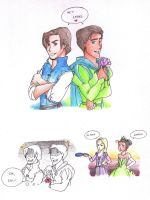 TANGLED AND PATF by whenyoubelieve17