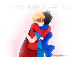 Missed You Egbert by reezetto