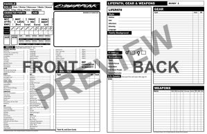 Cyberpunk 2020 Character Sheet by darthhell
