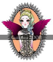 Gothic Sweet Angel by bocetta