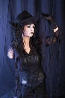 Stock - Gothic .. under the veil .. by S-T-A-R-gazer