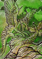 aceo for Kirsch-vanderwit by kailavmp