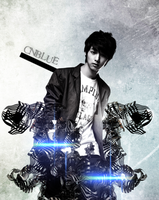 CNBLUE: Signature by Silas-Tsunayoshi