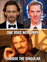 ONE DOES NOT SIMPLY by AnnaProvidence