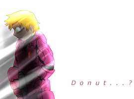 Donut...? by CaptainTimber