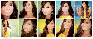 Demi Lovato Icons by myseleland