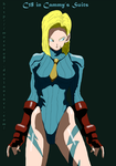 C18 in Cammy's Suits Vector by Moreno87