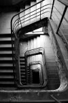 staircase. by Eunelia