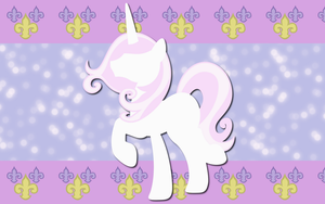 Flaunting Fleur De Lis WP by AliceHumanSacrifice0