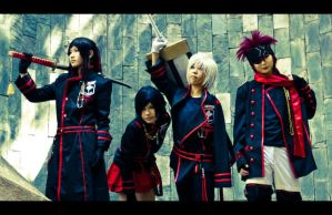 D.Gray-man : The Black Order by YakuKaen