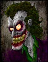Joker by MrDusc