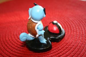 Squirtle Squad leader! 2 by souffle-etc