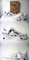 Air Force 1 Custom by thekillergerbil