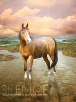 Silence by PaperClipy