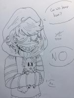 Toby and Toby by TerenaChen