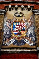 Hungarian Crest HDR by johnwaymont