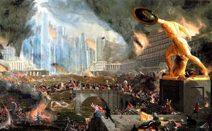 Collapse of the Modern Civilization by JaySimons