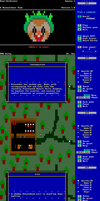Scrapped PMDU Dungeon ZZT Game by dr-dos