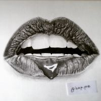 Lips by ElectroHeart38